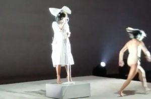 Sia : Son visage dévoilé sur scène contre sa volonté...