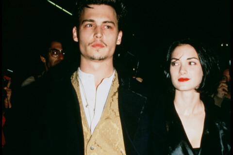 Johnny Depp violent ? Winona Ryder, son ex-fiancée, s'exprime enfin...