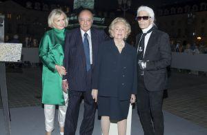 Bernadette Chirac et Farida Khelfa : Les stars réunies au Ritz