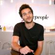 Amir Haddad se confie à Laurent Argelier pour Purepeople, le 27 juin 2016.