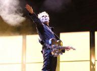 Muse à la tour Eiffel : Matthew Bellamy fait le show devant sa chérie Elle Evans