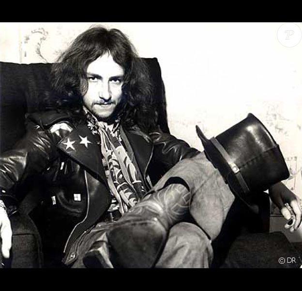 Mitch Mitchell,  batteur de Jimy Hendrix