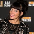 Erika Moulet - 10ème cérémonie des Gérard de la Télévision au théatre Daunou à Paris le 30 mai 2016. © Denis Guignebourg/BestImage