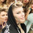 Sur le tournage du clip M.I.L.F $ de Fergie
