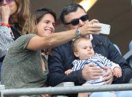 Amélie Mauresmo : Fervente supportrice des Bleus avec son adorable Aaron