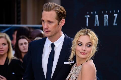 Alexander Skarsgård et Margot Robbie: Tarzan et Jane, irrésistibles, se confient