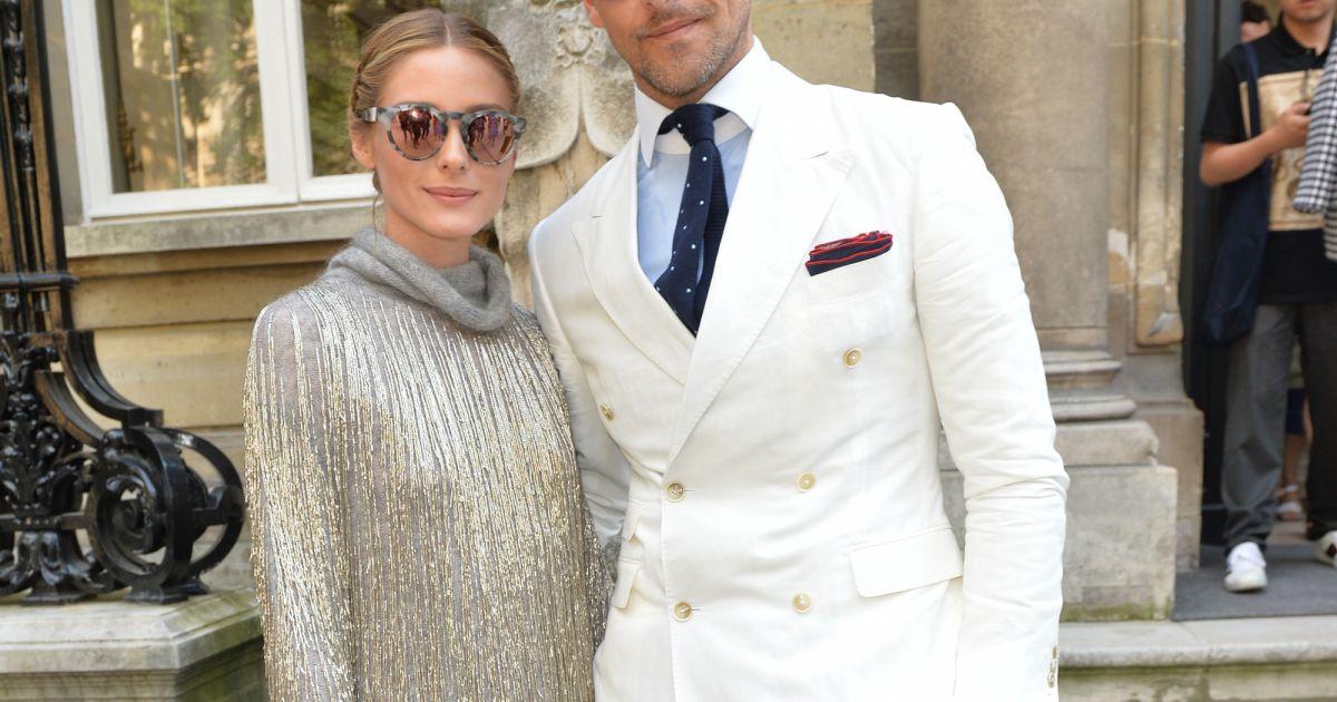 Olivia palermo habill e d 39 une robe valentino pr t - Taches d une vendeuse en pret a porter ...