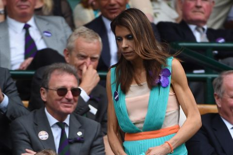 Marion Bartoli, affaiblie à Wimbledon, après ses révélations choc