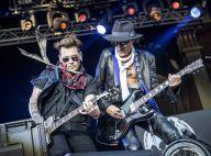 Joe Perry d'Aerosmith fait une crise cardiaque sur scène avec Johnny Depp !