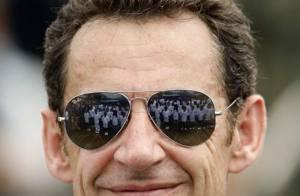 VIDEO : Quand Nicolas Sarkozy se lance dans...le rap ! Regardez, c'est le délire !