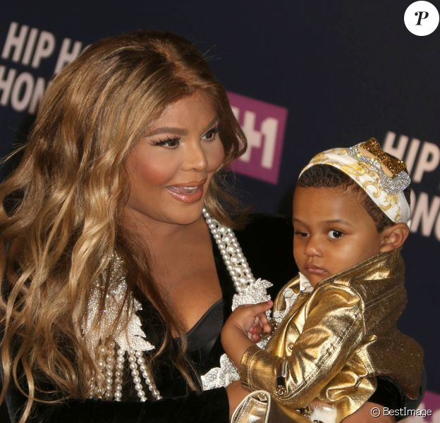 Lil' Kim et sa fille Royal Reign - VH1 Hip Hop Honors 2016 au David Geffen Hall, au Lincoln Center. New York, le 11 juillet 2016.