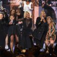 Missy Elliott, Salt-n-Pepa et DJ Spinderella, Queen Latifah et Lil' Kim - VH1 Hip Hop Honors 2016 au David Geffen Hall, au Lincoln Center. New York, le 11 juillet 2016.