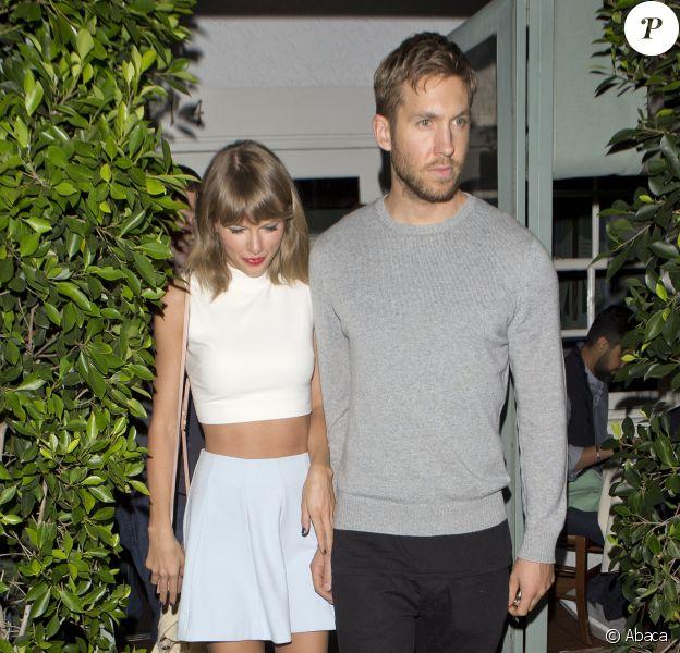 Après sa rupture avec Taylor Swift, Calvin Harris sort de son silence