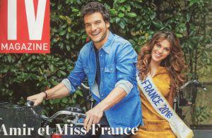 Iris Mittenaere (Miss France 2016 ) loin de son chéri :