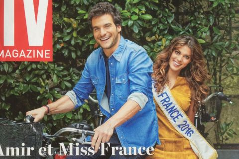 "Iris Mittenaere (Miss France 2016 ) loin de son chéri : ""Si mon couple tient..."""