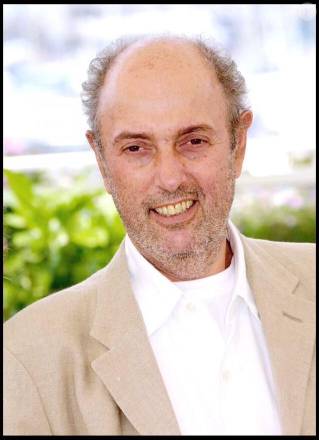 Hector Babenco au 56e Festival de Cannes en mai 2003, lors de la présentation de son film Carandiru.