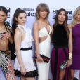 "Taylor Swift, Lily Aldridge, Hailee Steinfeld, Zendaya Coleman, Martha Hunt - Soirée des ""Billboard Music Awards"" à Las Vegas le 17 mai 2015."