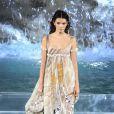 Kendall Jenner - Défilé Fendi haute-fourrure 2016-2017 à Rome. Le 7 juillet 2016.
