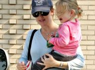 REPORTAGE PHOTOS : Jennifer Garner, son futur bébé lui fait déjà des siennes !