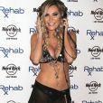 """Crystal Hefner - Joanna Krupa et sa soeur Marta ont fêté leur anniversaire lors de la soirée """"Rehab Bikini Invitational Round 1"""" à Las Vegas. Le 10 mai 2014"""