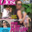 Couverture de Closer, numéro du 22 juillet 2016.