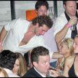 Paris Hilton et Stavros Niarchos