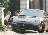REPORTAGE PHOTOS EXCLUSIVES  : Patrick Dempsey , encore un qui fait travailler... sa fille !