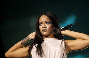 Rihanna dans
