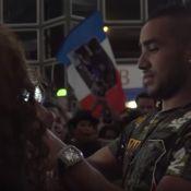 """Dimitri Payet """"fier"""" : Accueilli en roi à La Réunion sous les yeux de Ludivine"""