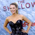 """Blake Lively enceinte - Première du film """"The Shallows"""" à New York le 21 juin 2016."""