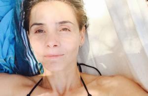 Clotilde Courau en vacances : Sublime au naturel sans maquillage