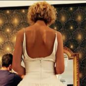 Alexandra Lamy se dévoile... en robe de mariée