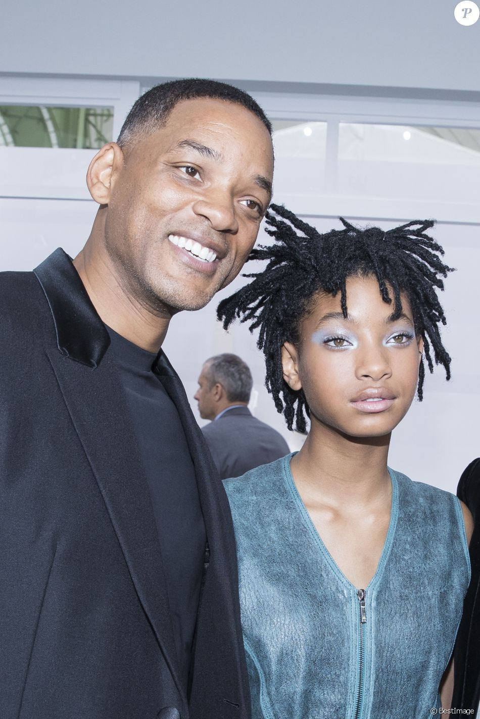 Will Smith et sa fille...