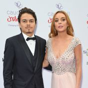 Lindsay Lohan et Egor Tarabasov : Les photos chocs de leur violente dispute