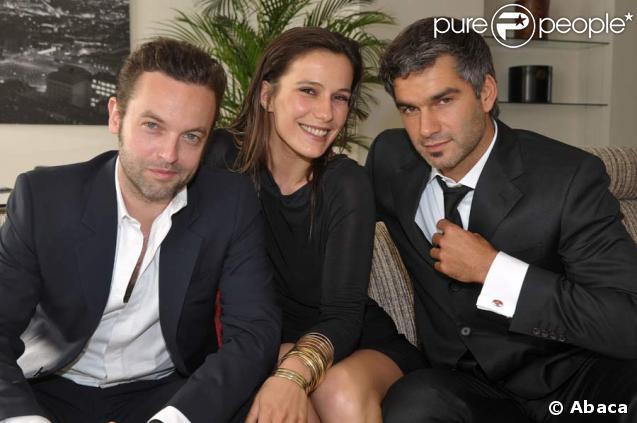 ClZoé Félix, François Vincentelli et Patrick Mille
