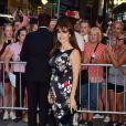 Kelly Preston arrivant au 90e anniversaire de Tony Bennett à New York, le 3 août 2016. © CPA/Bestimage