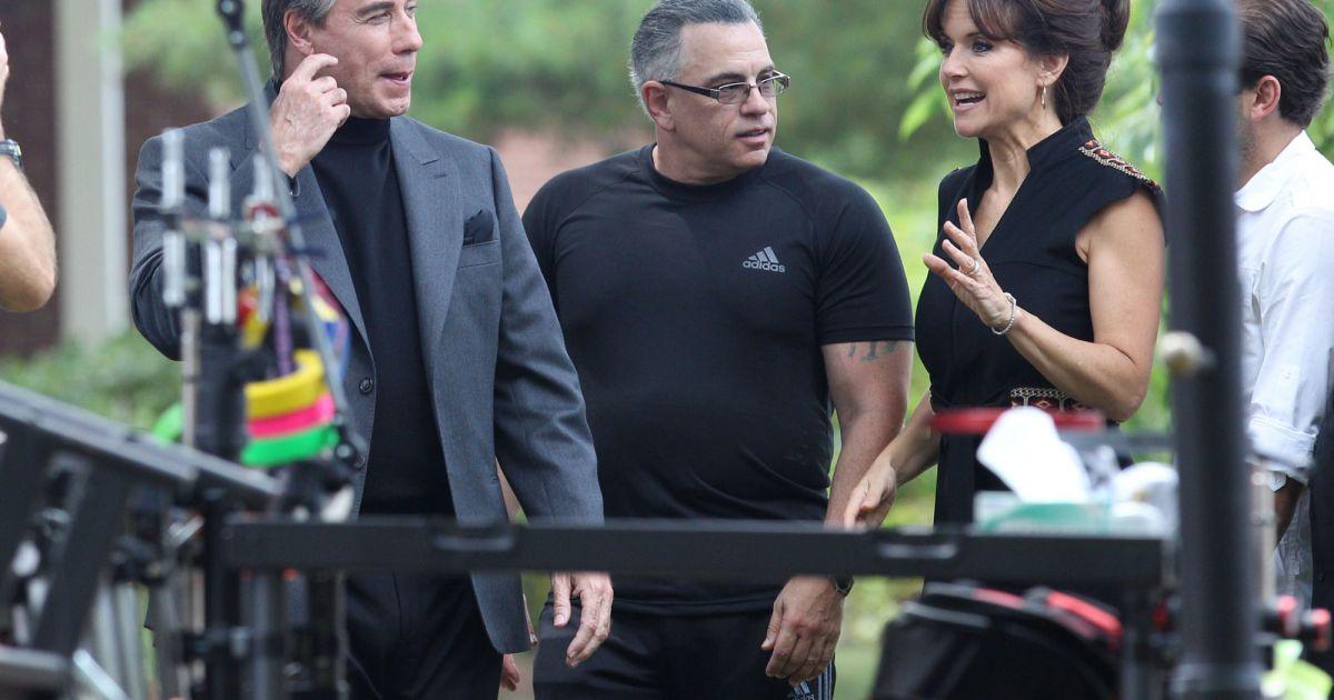 Exclusif john travolta et sa femme kelly preston sur le for Maison john travolta
