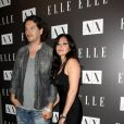 Shannen Doherty et son mari lors d'une soirée organisée à Los Angeles le 25 mai 2010