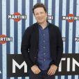 Jamie Oliver à l'Inauguration de la terrasse Martini à Barcelone. Le 13 mai 2016
