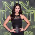 """Megan Fox lors de la première du film """"Teenage Mutant Ninja Turtles"""" à Berlin, le 5 octobre 2014."""