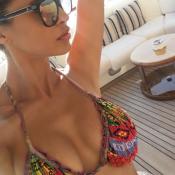 Leila Ben Khalifa, très hot à Formentera : Ses selfies bikini affolent...