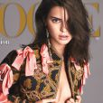 "Couverture du magazine ""Vogue US"", édition de septembre 2016, interview de Kendall Jenner"