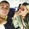 Justin Bieber et Sofia Richie lors de leurs vacances au Japon (août 2016).