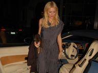REPORTAGE PHOTOS : Paris Hilton, triste, dîne avec sa soeur Nicky ... Et Benji Madden n'est pas loin !
