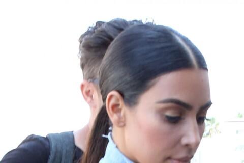 Kim Kardashian : Twerk torride dans une piscine