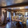 La propriété des Beckham, située à Bargemon (Provence-Alpes-Côte d'Azur) avait été acquise en 2003 pour 1,7 million d'euros.