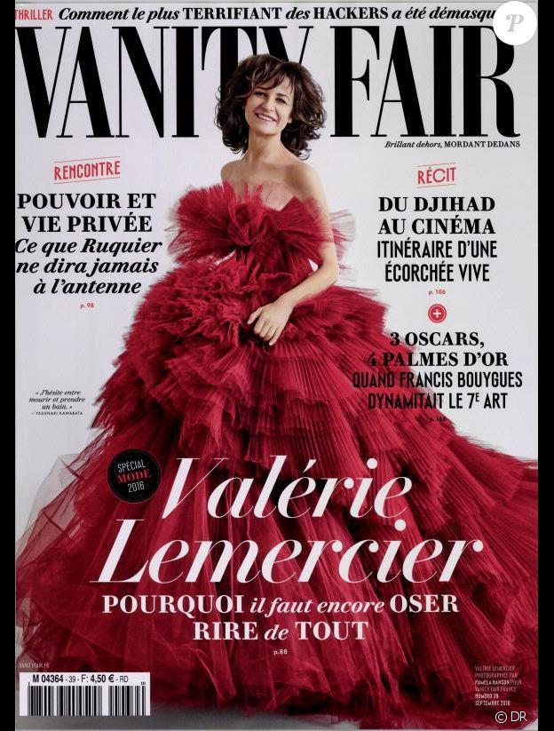 Le magazine Vanity Fair du mois de septembre 2016