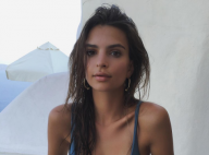 Emily Ratajkowski : Carte postale ultrasexy de Grèce