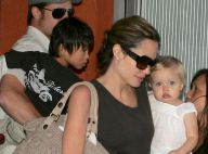 PHOTOS : Angelina Jolie est en panique, Halle Berry lui a piqué son sac !
