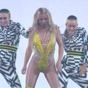 MTV VMA 2016 – Britney Spears : Retour mitigé et prestation flemmarde sur scène